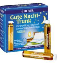 Hoyer Gute Nacht-Trunk, 10 x 10 ml Trinkampullen