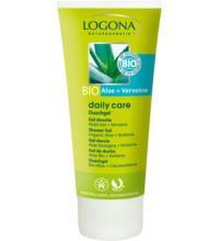 Logona Daily Care Duschgel, 200 ml Tube