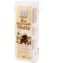 Bel Nature Bio-Lagenwatte, 100 gr Packung