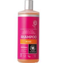 Urtekram Rose Shampoo für normales Haar, 500 ml Flasche