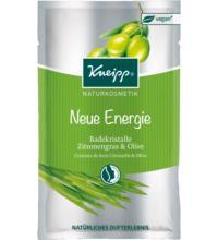 Kneipp Badekristall Neue Energie Zitronengras & Olive, 60 gr Stück