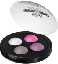 lavera Illuminating Eyeshadow Quattro Lavender Couture 02,4x 0,5 gr Stück