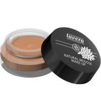 lavera Natural Mousse Make-up Almond 05, 15 ml Tiegel