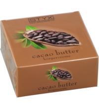 Styx Naturcosmetics Cacaobutter Körpercreme, 200 ml Tiegel