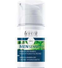 lavera Pflegende Feuchtigkeitscreme, 30 ml Tube