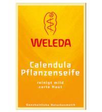 Weleda Calendula-Pflanzenseife, 100 gr Packung