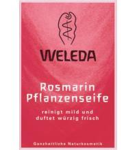 Weleda Rosmarin-Pflanzenseife, 100 gr Packung