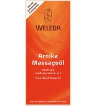 Weleda Arnika-Massageöl, 50 ml Flasche