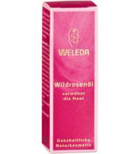 Weleda Wildrosen-Pflegeöl, 10 ml Flasche
