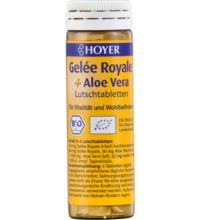 Hoyer Gelèe Royale + Aloe Vera, 60 Lutschtabletten