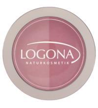 Logona Rouge Duo Blush no. 01, rose & pink, 10 gr Dose