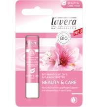 lavera Lippenbalsam Beauty & Care rosé, 4,5 gr Stück