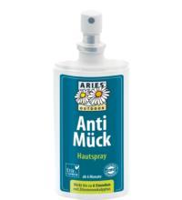 Aries Anti Mück Hautspray, 100 ml Flasche