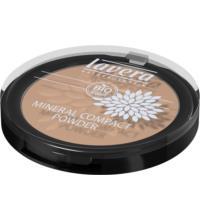 lavera Mineral Compact Powder Honey 03, 7 gr Dose