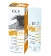 eco cosmetics Sonnencreme LSF50+ SURF, 50 ml Tube