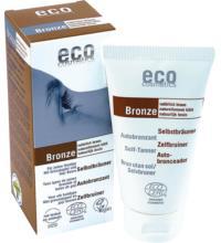 eco cosmetics Selbstbräuner, 75 ml Tube