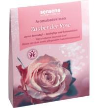 sensena naturkosmetik Aromabadekissen Zauber der Rose, 60 gr Stück