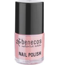 benecos Nail Polish sharp rosé, 9 ml Flasche