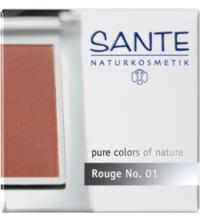 Sante Rouge No.01, Silky Terra, 6,5 gr