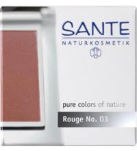 Sante Rouge No.03, Silky Magnolia, 6,5 gr