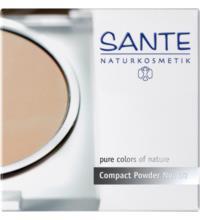 Sante Kompaktpuder No.02 Light sand, 9 gr Stück