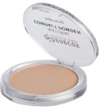 benecos Compact Powder beige, 9 gr Stück