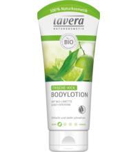 lavera Frische-Kick Bodylotion, 200 ml Tube