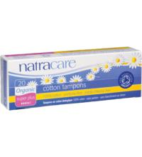 Natracare Tampons Super Plus, 20 St Packung