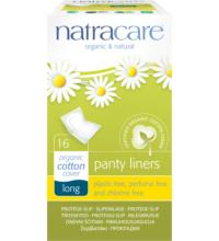 Natracare Slipeinlage Lang, 16 St Packung