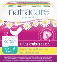 Natracare Ultra Extra Damenbinde, 12 St Packung