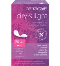 Natracare Inkontinenzbinden dry & light slim, 20 St Packung