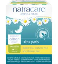 Natracare Damenbinden Ultra, 14 St Packung