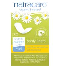Natracare Slipeinlage Mini, 30 St Packung