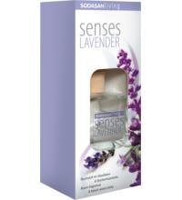 Sodasan Raumduft senses Lavender, 200 ml Flasche