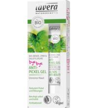 lavera Anti-Pickel Gel, Bio-Minze, 15 ml Tube