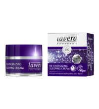 lavera Re-Energizing Sleeping Cream, 50 ml Tiegel