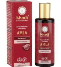 Khadi Amla Shampoo, 210 ml Flasche