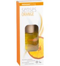 Sodasan Raumduft senses Orange, 200 ml Flasche