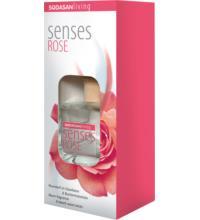 Sodasan Raumduft senses Rose, 200 ml Flasche