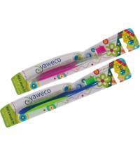 yaweco Zahnbürste für Kinder, Nylon soft, 1 Stück