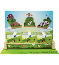 okiniBio Thekendisplay Faltbarer Bauernhof - solange der Vorrat reicht -, 1 Display