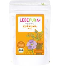 Lebepur Topping Kurkuma Mix, 80 gr Beutel