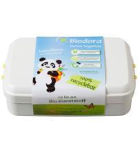 Biodora Lunchbox mit Verschluss, 12 x 18 x 5 cm, 1 Stück