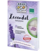 Aries Lavendel Duftsäckchen, 2 St Set