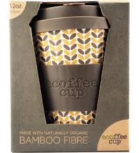 ecoffee cup Bambus To-Go-Becher Threadneedle, 355 ml, 1 Stück