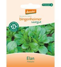 Bingenheimer Saatgut Feldsalat Elan, 4,5 gr Tüte