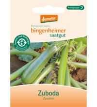 Bingenheimer Saatgut Zucchini Zuboda, 3 gr Tüte
