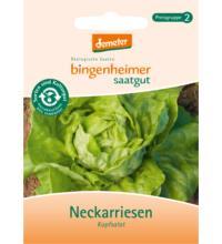 Bingenheimer Saatgut Freilandsalat Neckarriesen, 0,25 gr Tüte