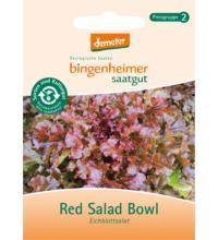 Bingenheimer Saatgut Pflücksalat Red Salad Bowl, 0,25 gr Tüte