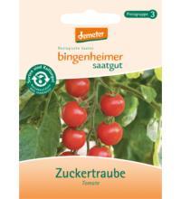 Bingenheimer Saatgut Tomate Zuckertraube, 0,1 gr Tüte